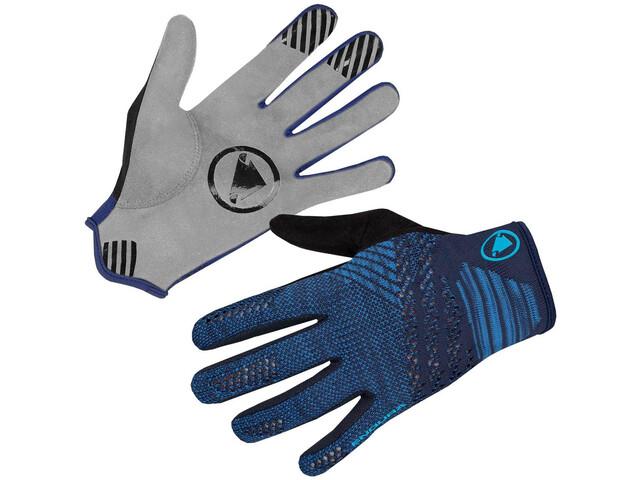 Endura SingleTrack Lite Gebreide Handschoenen Heren, navy